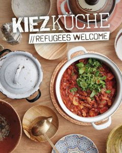 Kiezkueche_Refugees_Welcome