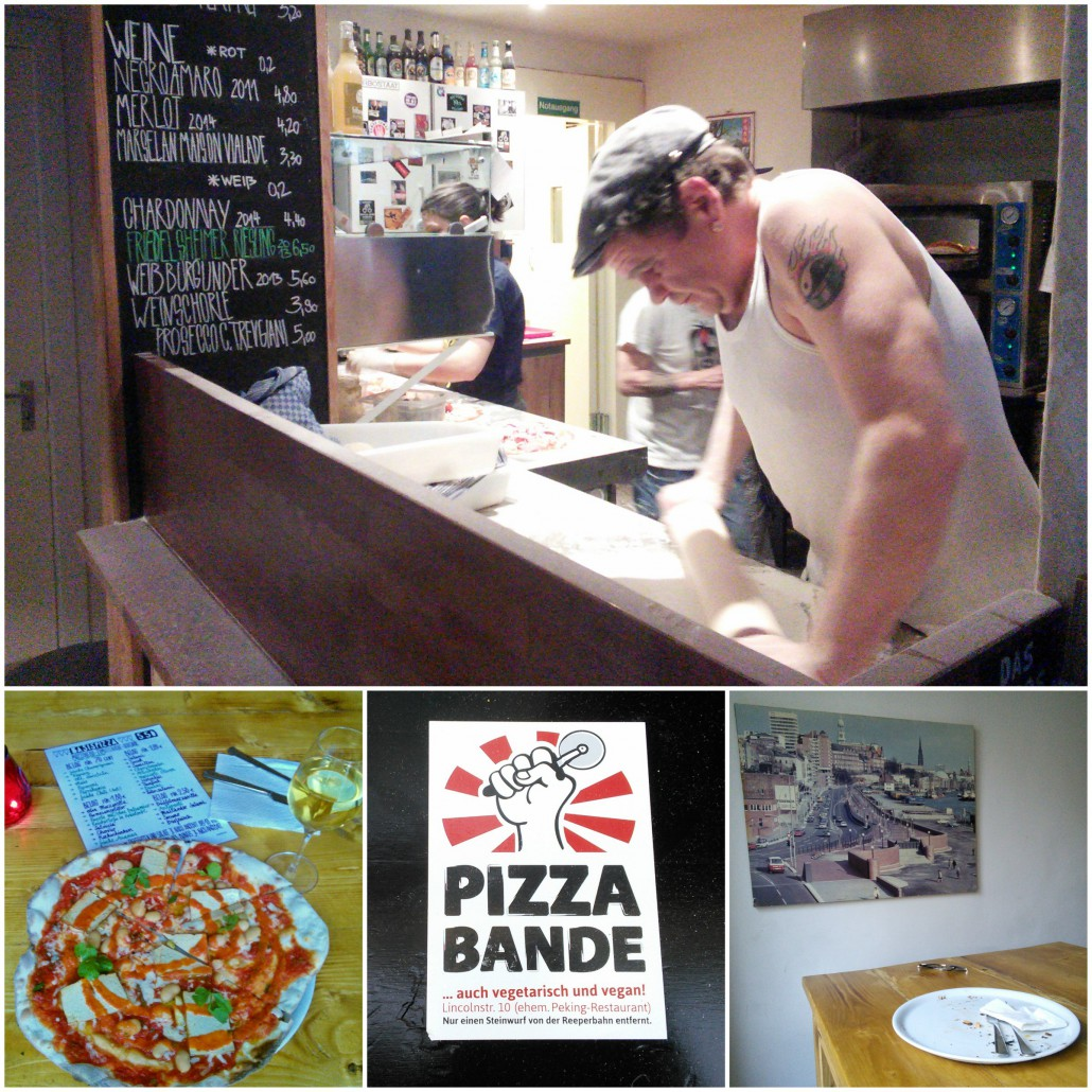 Pizzabande Collage