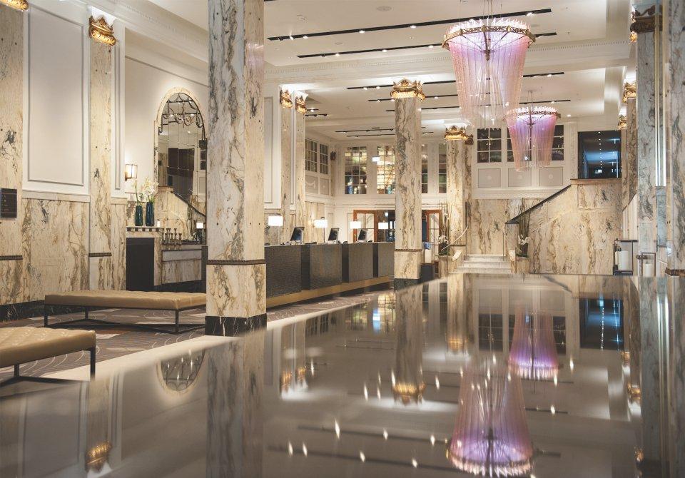 Hotel Reichshof Hamburg 6