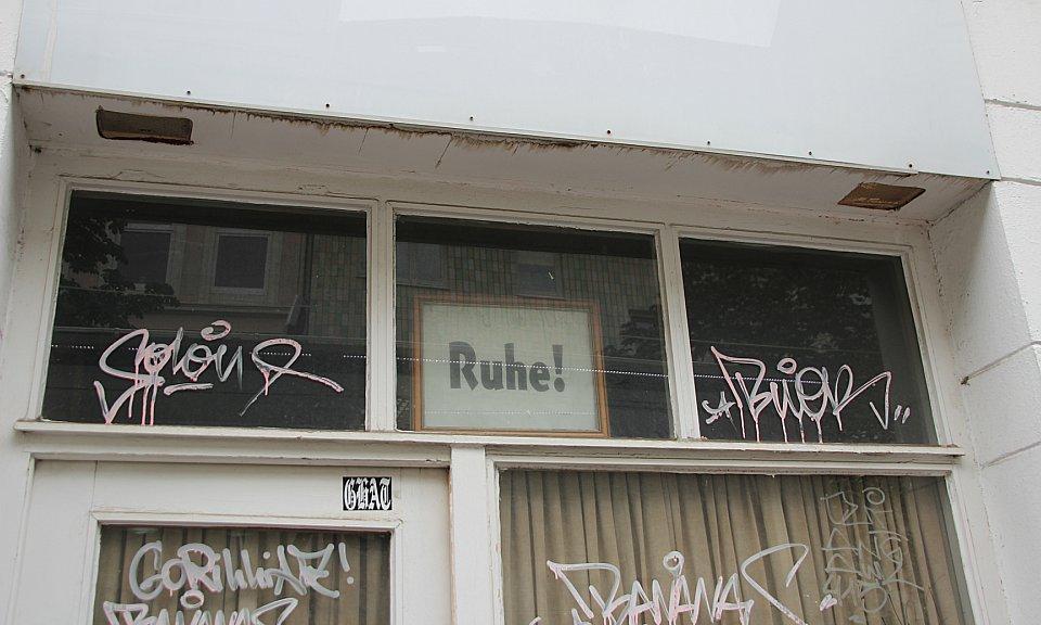 Reeperbahn Festival  Ruhe