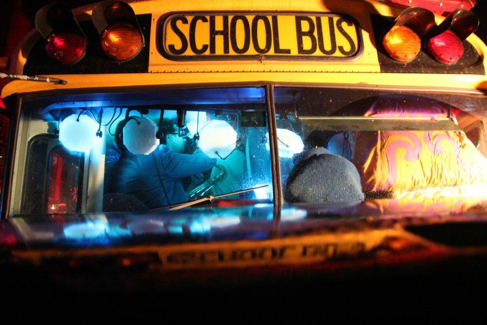 Reeperbahn Festival School Bus