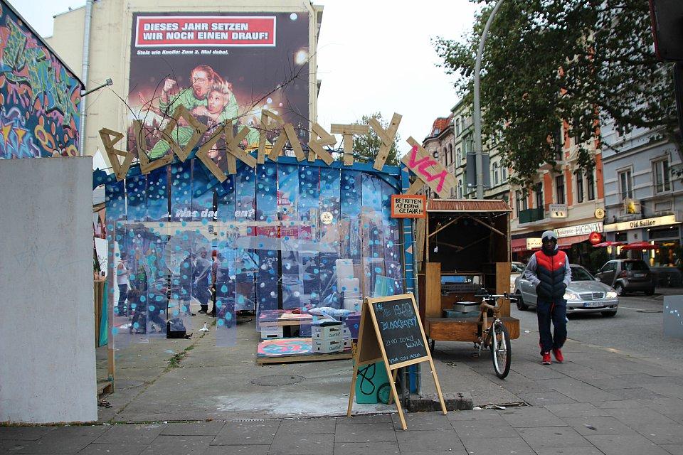 Reeperbahn Festival Viba con Agua