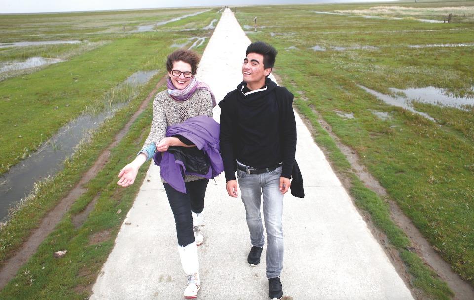 Ronja und Hasib Hamburg