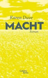 Karen Duve Macht