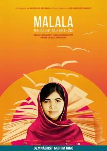 Malala  Plakat