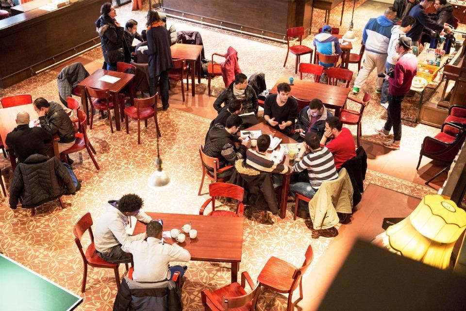 Der Altonale Salon | Foto: Armin Smailovic