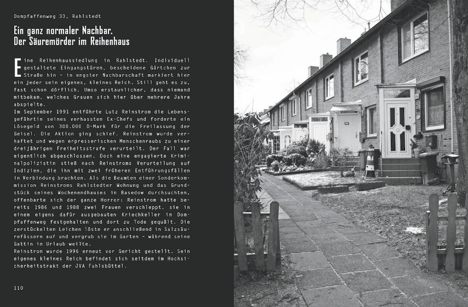 Schwarzes Hamburg Buch 1
