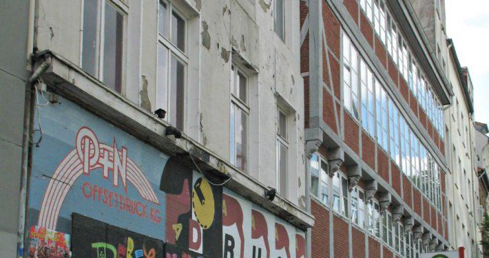 Hamburg: Valentinskamp 32 im 2