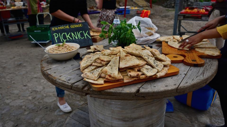 Picknick Hallo Festspiele