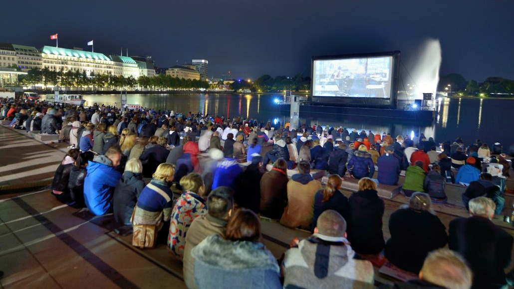 Openair Kino Hamburg
