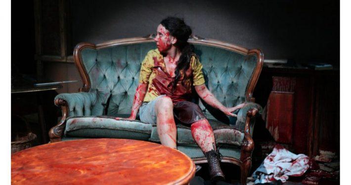 Horror auf Kampnagel Szene Hamburg Theatertipp