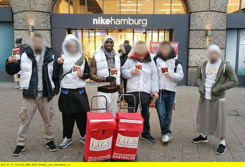 Bilals Weg in den Terror. Foto: Bild: NDR/Imago/epd/Stephan Wallocha
