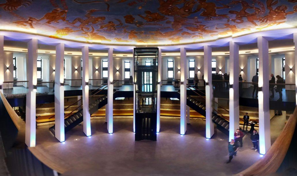 Foyer Planetarium