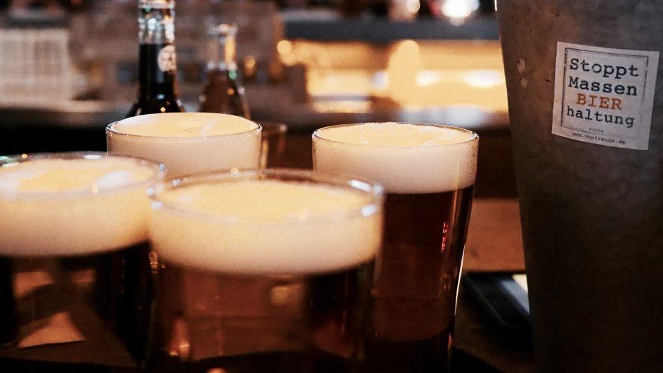 BierSzene. Learning by brewing – Auf ein Bier mit Natalie von Von Freude