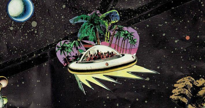 "Diazpora ""Islands"" Album Artwork"