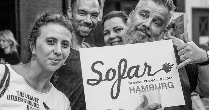 Sofar Sound Sessions Hamburg
