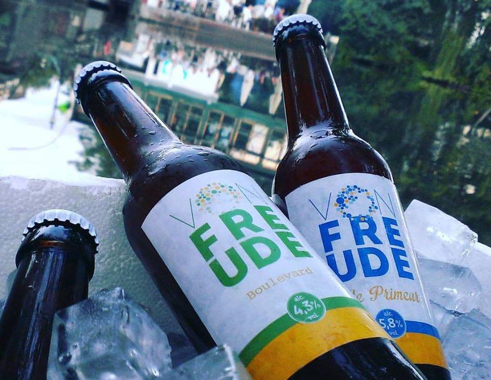 BierSZENE Von Freude