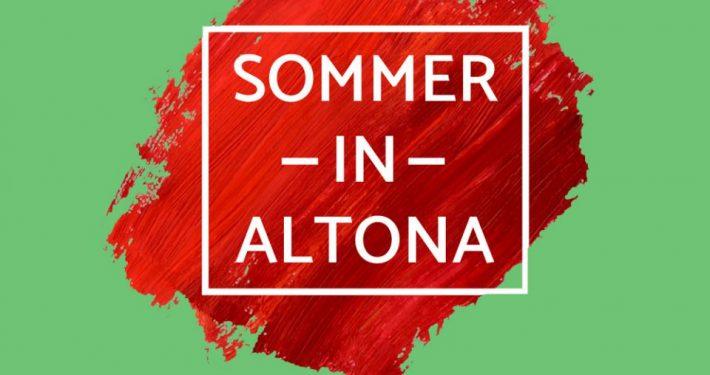 Sommer in Altona