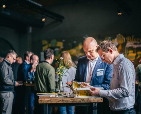 SZENE HAMBURG ESSEN+TRINKEN 2017/18 Launch Event