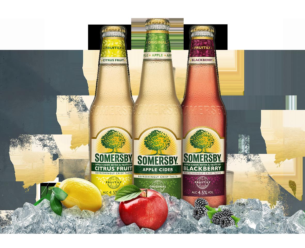 Somersby Cidre