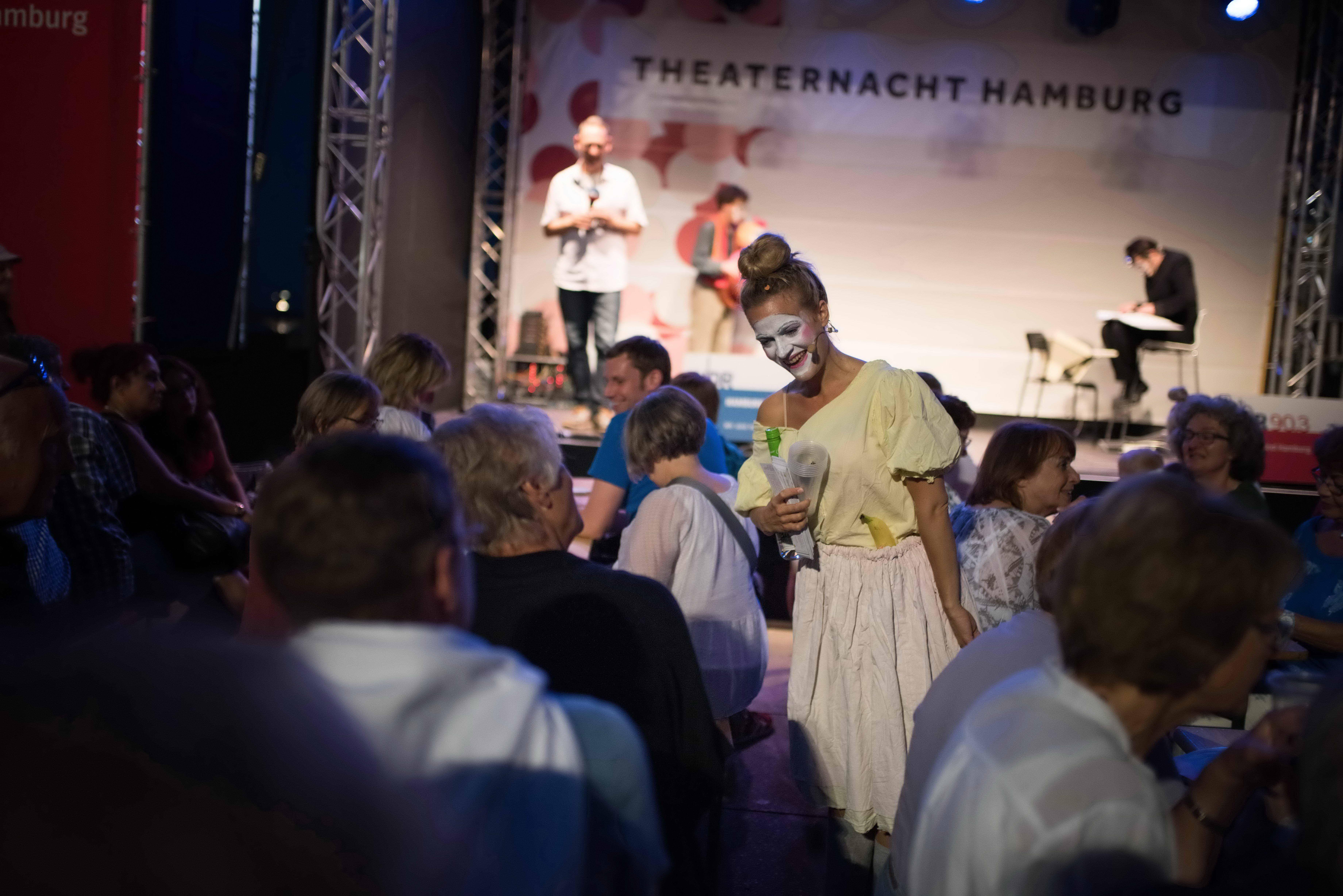 Theaternacht Hamburg 2017