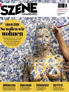 Szene Hamburg Titel Oktober