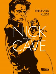 nick cave no mercy cover
