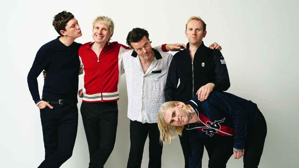 Franz Ferdinand. Foto: David Edwards