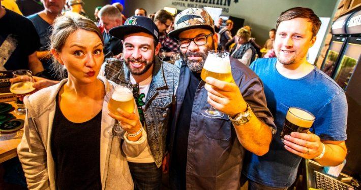Spring Beer Day in Hamburg 2018