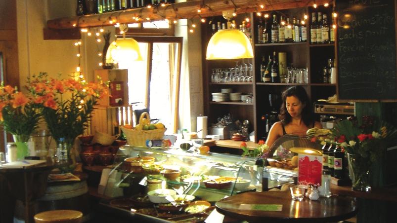 Tapas im Café Ribatejo