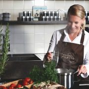 Cornelia Poletto im Interview über Food Waste Foto: Studio Lassen