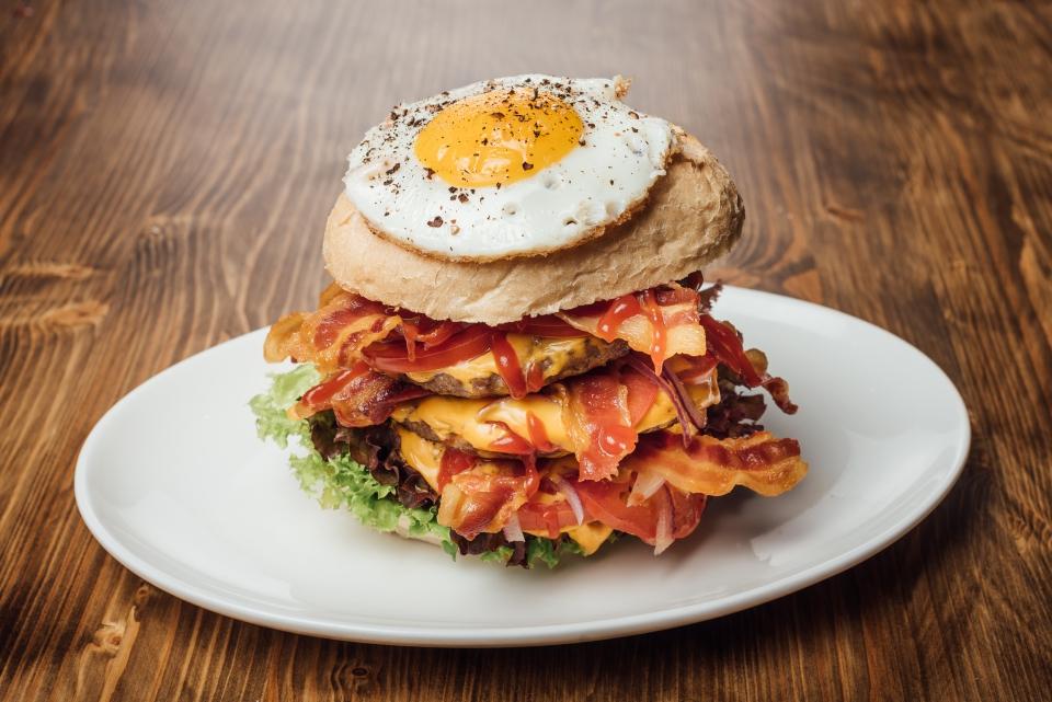 Edelsatt-Burger aus Wildfleisch in Hamburg Foto: Edelsatt