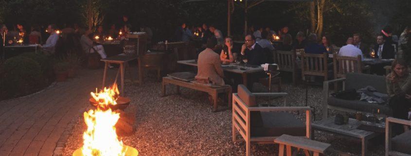 Rindchen schlemmt: Der perfekte Sommergarten Foto: Hygge