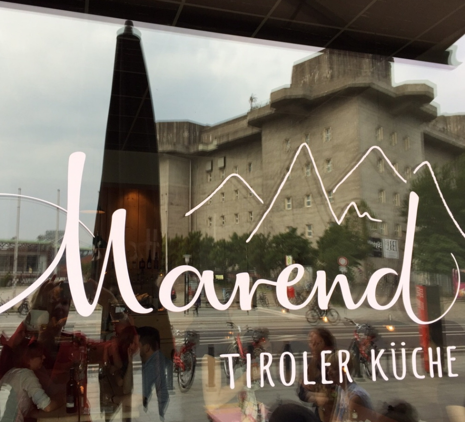 Marend Restaurant Hamburg