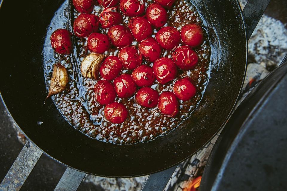 Die Kitchen Guerilla kocht Tomatenmarmelade Foto: Seren Dal