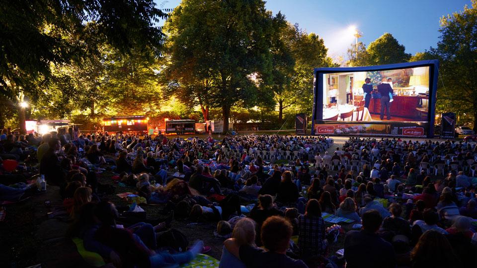 Open Air Kino Köln 2021