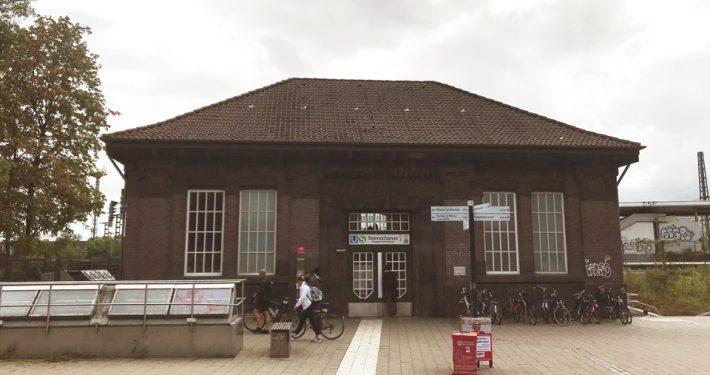 U Bahnhof Sternschanze