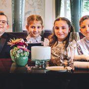Die Gourmetkinder im Jacobs Restaurant Hamburg Foto: Philipp Jung