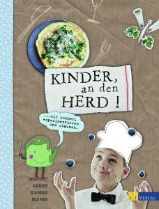 Kochbuch Tipps für Kinder: Kinder an den Herd c: Julia Hoersch, AT Verlag