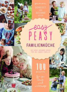 Kochbuch-Tipps für Kinder: Easy Peasy Familienküche