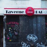 Die Donatella Taverne in der Schmuckstraße St. Pauli ist als Transsexuellenstrich bekannt. Foto: Sophia Herzog