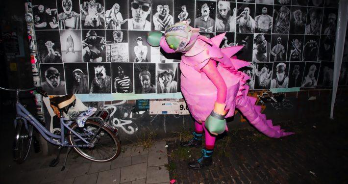 Ring & Wrestling in der Staatsoper Hamburg. Foto: Frank Egel