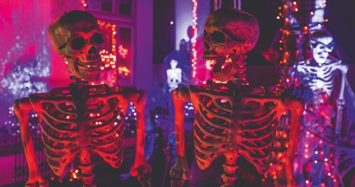 Halloween Parties in Hamburg 2018