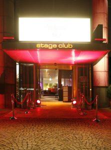 Stage Club Eingang
