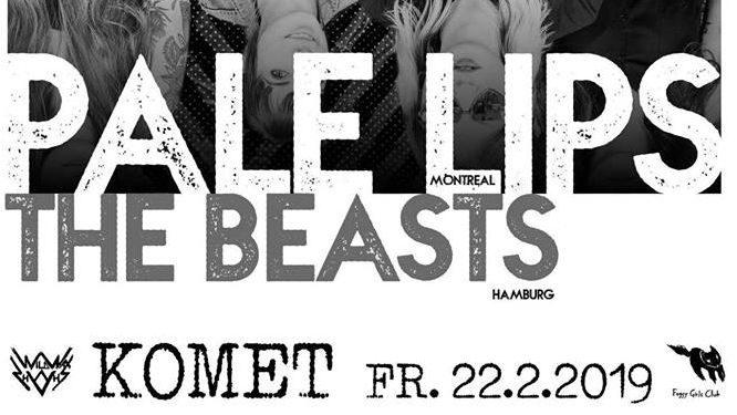 Pale-Lips-The-Beasts-Komet