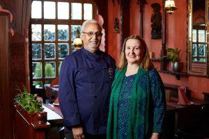 Orient & Indien – Ashoka // Inhaberin Maria Manuela Santos Martins und Küchenchef Jaspal Singh lassen uns an Wiedergeburt glauben