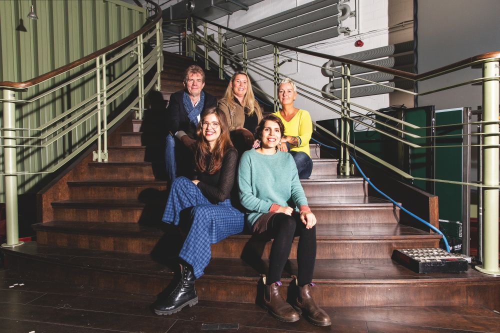 Das Team der SZENE HAMBURG ESSEN+TRINKEN © Roeler