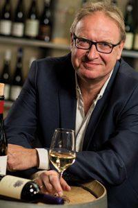 Gerd Rindchen // Weinexperte und Autor © Bertold Fabricius
