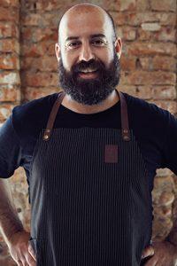 Koral Elci // Koch und Unternehmer Kitchen Guerilla © Seren Dal