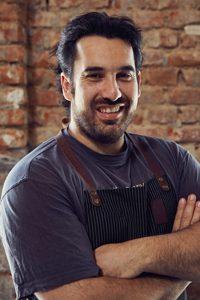 Onur Elci // Koch und Unternehmer © Seren Dal